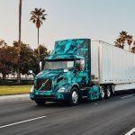 """اولین کامیون های سنگین برقی """"ولوو"""" سال 2022 به جاده می زنند"""