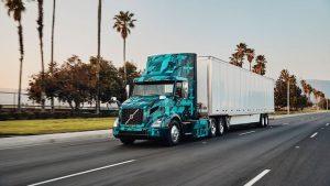 """اولین کامیون های سنگین برقی """"ولوو"""""""