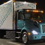 آغاز فروش کامیونهای برقی ولوو VNR
